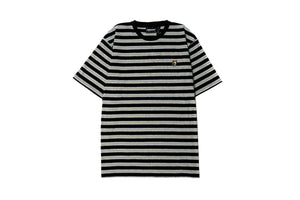 The Hundreds Page SS Tee - Black