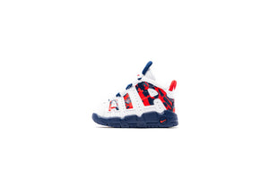Nike Air More Uptempo (TD) - 'Red Navy Camo'