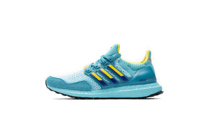 Adidas Ultraboost DNA 1.0 - Light Aqua/Shock Yellow/Purple