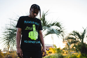 ASAP Rocky Flacko Says S/S Tee - Black