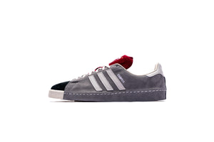 Adidas x Recouture Campus 80s SH - Grey Three/Chalk White/Core Black