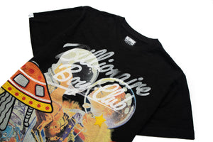 Billionaire Boys Club BB Battle Earth SS Tee - Black