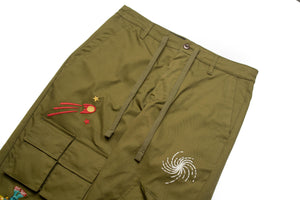 Billionaire Boys Club BB Stellar Pants - Avocado