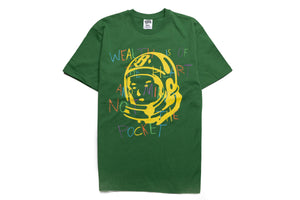 Billionaire Boys Club BB Colors SS Tee - Juniper