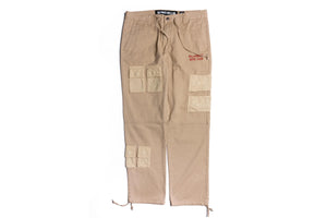 Billionaire Boys Club BB Durango Pant - Almond Bluff
