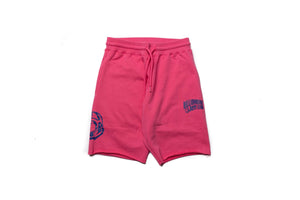 Billionaire Boys Club BB Helmet Sweatshort - Fandango Pink