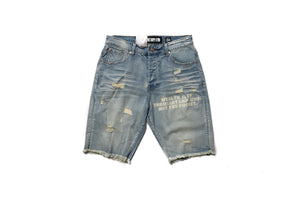 Billionaire Boys Club BB Parallel Shorts - Solar Flare
