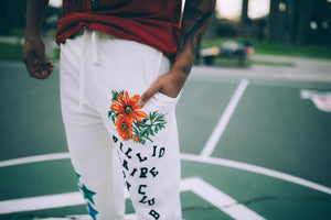 Billionaire Boys Club BB Star Jogger - Whisper White