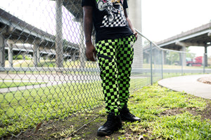 Billionaire Boys Club BB Grand Prix Pant - Green Flash