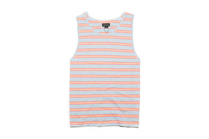 B Cools Summer Tank - Blue Stripe