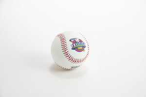 7th Inning Stretch Politics Baseball - White
