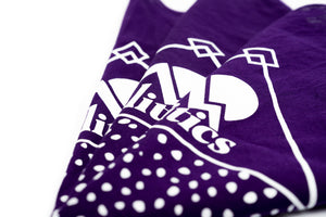 Politics Camping Bandana - Purple