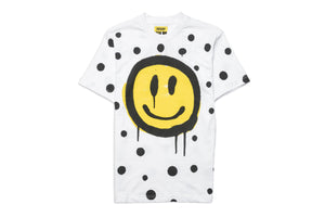 Chinatown Market Smiley Vandal Tee - White