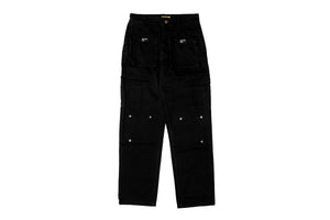 Chinatown Market Snap Carpenter Pants - Black