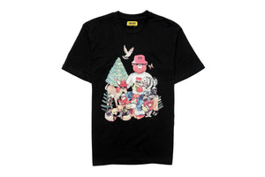Chinatown Market Friends Tee - Black