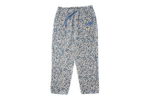 Pleasures Eclipse Cheetah Pant - Cream/Blue