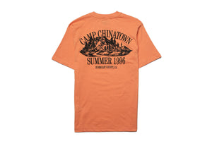 Chinatown Market Camp Tee - Peach