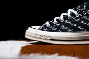 Converse Chuck 70 Low - Ox Black/Egret