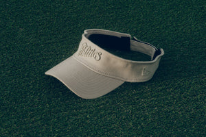 Politics Father's Day Golf Collection Visor - Khaki