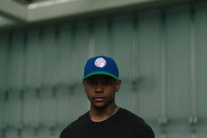 Politics New Era 'Play Ball' Low Profile Fitted - Royal/Green