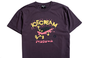 Ice Cream Party SS Tee - Shale