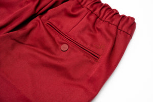 Adidas Jonah Hill Chino Pants - Noble Maroon