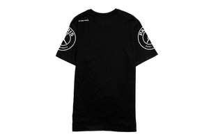 Jordan Paris Saint-Germain Logo T-Shirt - Black