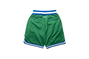Just Don Dallas Mavericks Shorts - Green