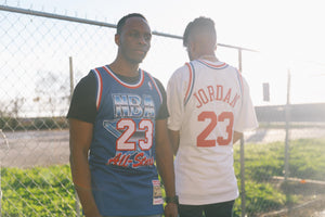 Mitchell & Ness All Star East '93 Michael Jordan Authentic Jersey - Blue