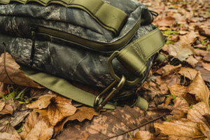 Nike Profile Backpack - AOP Olive Canvas/Black