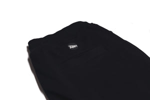 Politics XX Print Sweatpants - Black