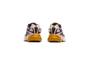 Reebok Premier Road Modern - Burgundy/Dark Yellow/Bottle Green