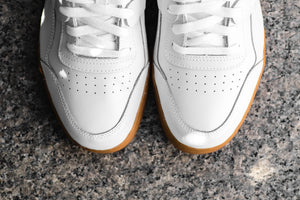 Reebok Workout Plus - White/Gum