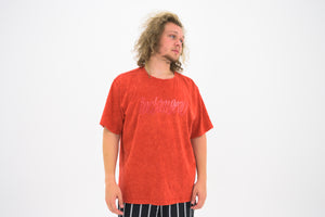 Rochambeau Core Tee - Orange