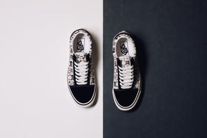 Vans Old Skool 36 DX - OG Skulls/Black/White