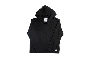 Profound Aesthetic French Terry Shawl Hoodie - Black