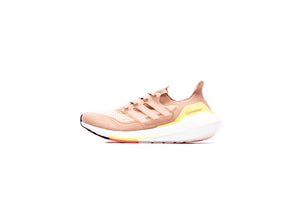 WMNS Adidas Ultraboost 21 - Ash Pearl/Cloud White/Halo Ivory