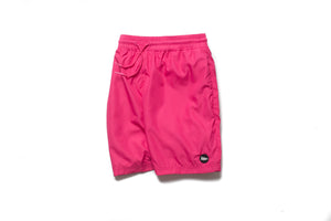 Politics All Day Shorts - Magenta