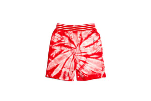Rocnation Tailspin Shorts - Red