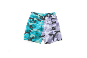 Rokit The League Short - Grey/Teal
