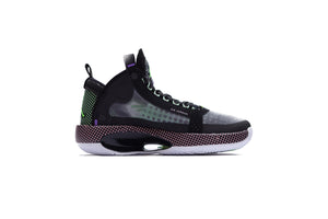 Air Jordan 34 (GS) - Black/White/Vapor Green