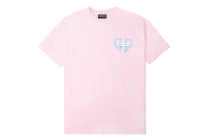 The Hundreds Former Lovers T-Shirt - Pink