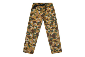The Hundreds Passage Pants - Duck Camo
