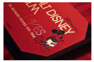 The Walt Disney Film Archives - The Animated Movies 1921-1968