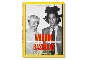 Warhol on Basquiat - Portraits of the Artists