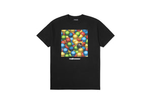 The Hundreds x Blue The Great Ballpit T-Shirt - Black