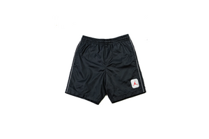 Jordan Legacy AJ5 Shorts - Black/University Red