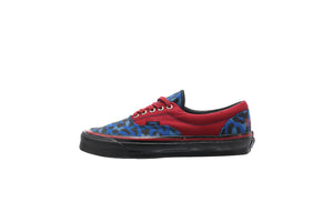 Vans x Stray Rats OG Era LX - Rio Red/Snorkel Blue