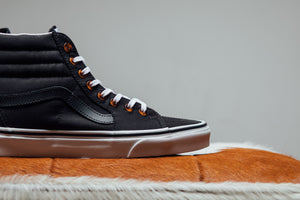Vans Tort Sk8 Hi - Black/True White