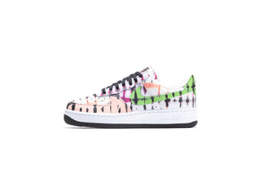 WMNS Nike Air Force 1 'Black Tie-Dye'